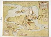 Siege of Enniskillen Castle