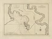 Plan du Port de Candiu