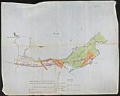Plan of Wimbledon