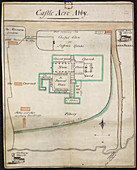 Castle Acre Abbey,Norfolk