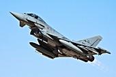 Italian Air force Eurofighter Typhoon