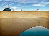 Carbon capture technology,artwork