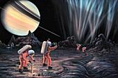 Expedition to Enceladus,artwork
