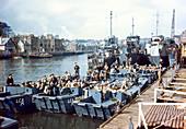 D-Day landings preparations,1944