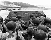 D-Day landings,6 June 1944