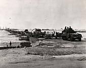 D-Day landings harbour,1944