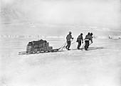 Terra Nova Antarctic exploration,1912