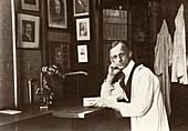 Harvey Cushing,US neurosurgeon