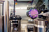Silicon wafer research