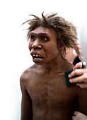 Turkana Boy model