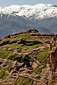 Alamut castle,Alborz mountains,Iran