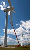Wind power research