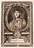 Henry VII,King of England
