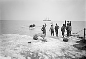 Northern Party Antarctic expedition,1911