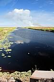 Canal,Florida,USA