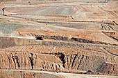 Borax mine,California,USA
