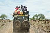 Tanzania Local Transport