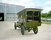 World War I field ambulance,US Army
