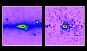 Gamma ray sources,Milky Way centre