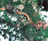 Alumina sludge spill,Ajka,Hungary