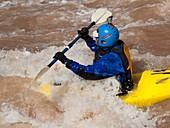 Kayaking the Colorado,Grand Canyon