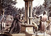 French revolution beheadings,Paris