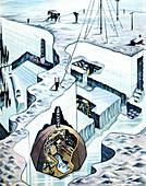 Sandy Glen's Arctic expedition