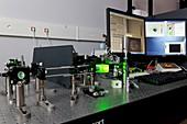 Single plane illumination microscope