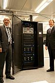 Aquasar supercomputer