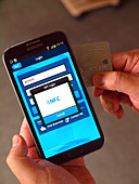NFC mobile security,IBM research