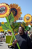 Environmental protest