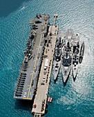 White Beach Naval Facility,Japan