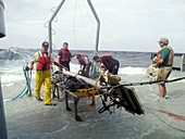 US military oceanography research
