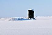 Military arctic training