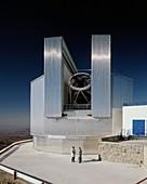 New Technology Telescope,Chile