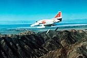 A-4M Skyhawk dropping napalm