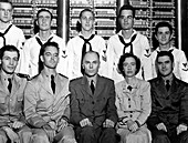 Harvard Mark 1 computer team,1944