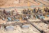 New tar sands plant being constructed