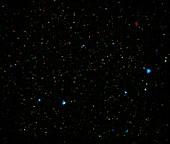 Black holes,space telescope image