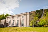 Sloy hydro power station,Loch Lomond,UK