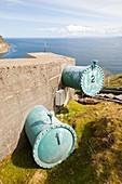 Loch Leathan hydro power station,UK