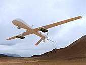 MQ-1 Predator spyplane