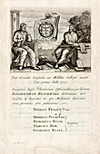 A Curious Herbal (1737)