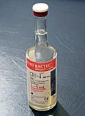 Blood bacteria culture medium