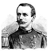 Arthur Krebs,French aeronaut