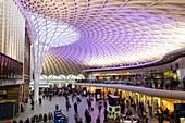 Kings Cross Station,London,UK