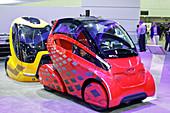 Chevrolet driver-less concept cars