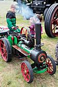 Steam rally,UK