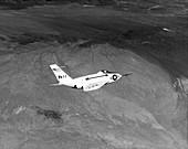 X-4 Bantam experimental aircraft