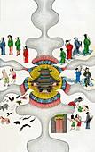 Wheel of Metempsychosis